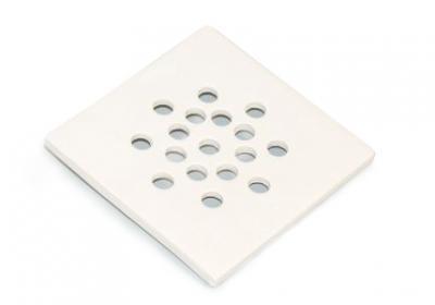 kratka wentylacyjna ceramiczna  15 x 15 cm